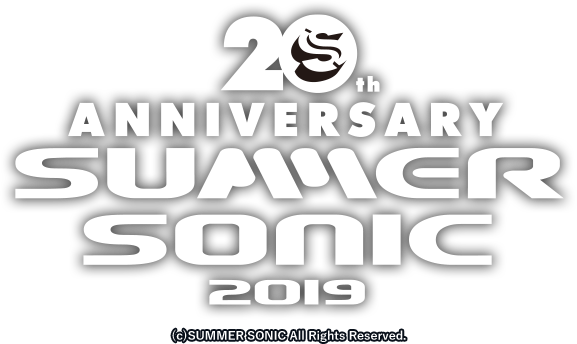 20th ANNIVERSARY SUMMER SONIC 2019