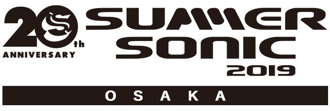 20th ANNIVERSARY SUMMERSONIC 2019 [OSAKA]