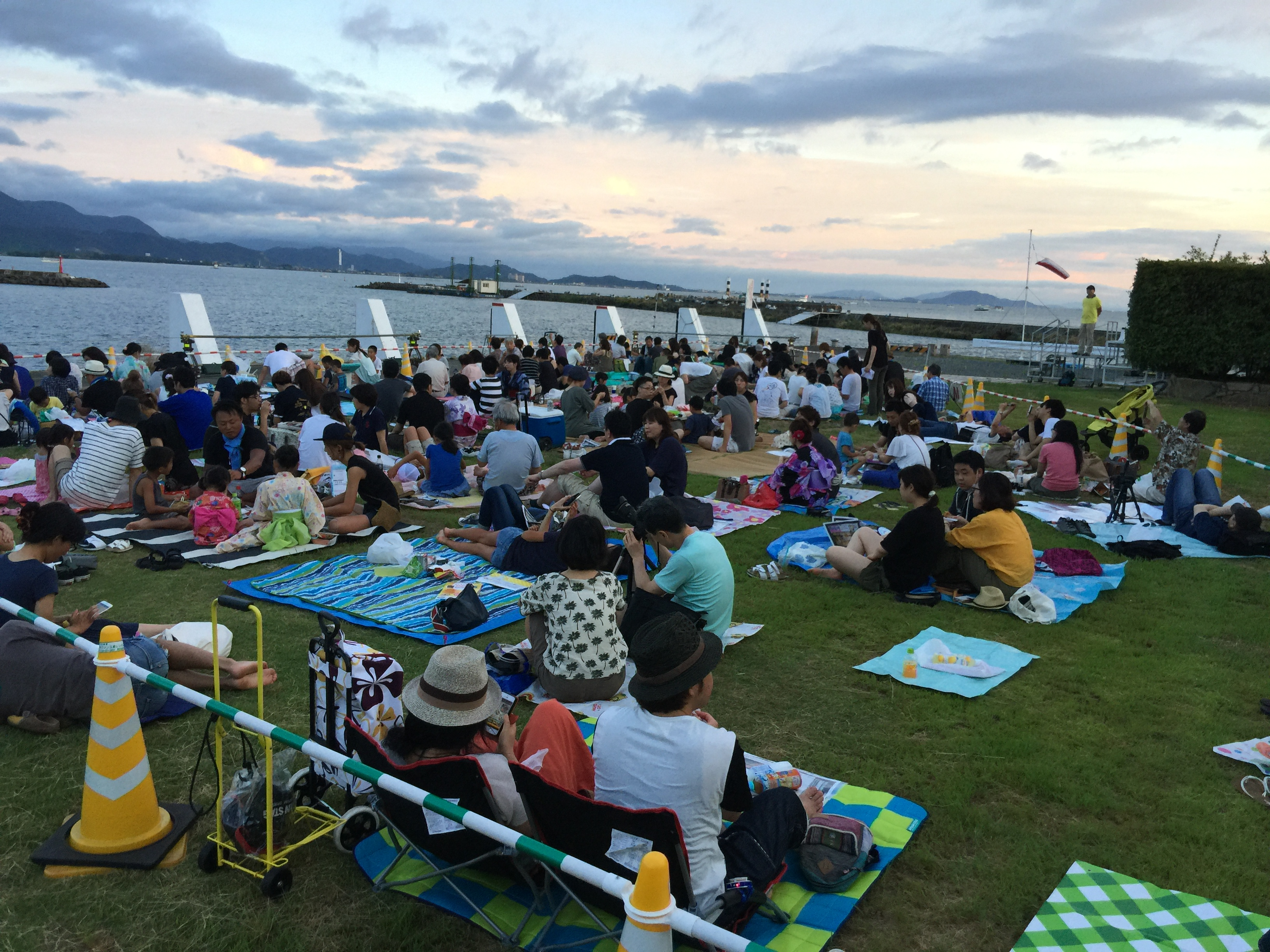 長浜・北びわ湖大花火大会2018一般席(エリア毎指定)