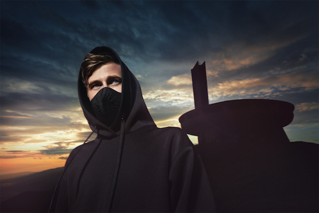 ALAN WALKER JAPAN TOUR 2018